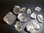 Rough Uncut White Africa Diamonds for sale