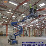 Industrial Cleaning Birmingham by Maid Marions