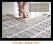 Under floor Heating  UK  by CItegasheating