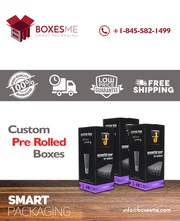 Freshen your mood with Custom pre rolled Boxes